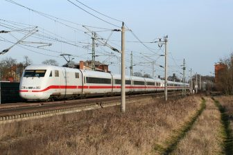 ICE1 high-speed train