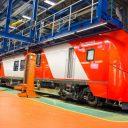 Lastochka electric train