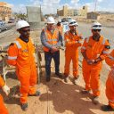 Fugro engineers inspect Cairo monorail project
