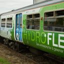 HydroFLEX Class 319 hydrogen train, source: Porterbrook