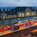 Bielefeld railway station, source: Deutsche Bahn AG / Stefan Klink