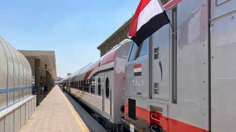 Transmashholding carriages in Egypt, source: Tver Carriage Works (TVZ)