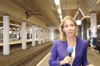 Staatssecretaris Stientje van Veldhoven