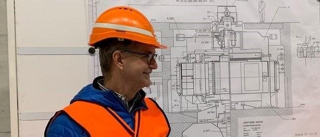 Peter Kummer, head of infrastructure SBB