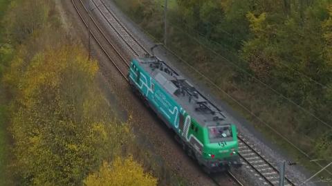 ATO test SNCF with Prima BB 27000 locomotive