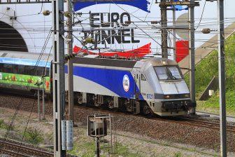 Coquelles terminal (Getlink Eurotunnel)