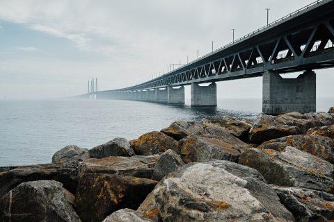 Öresund bridge, photo: Öresundsbro Konsortiet