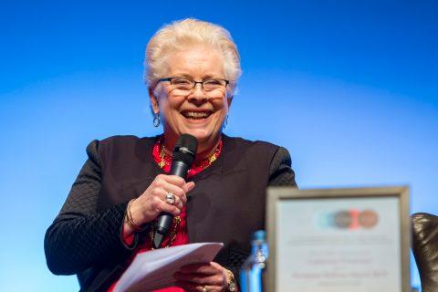 Catherine Trautmann won the European Railway Award in 2019