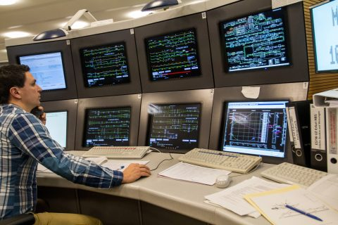 Operations Control Center for ETCS route, Deutsche Bahn AG / Kai Michael Neuhold