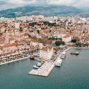 Split on the Croatian coast, photo: Spencer Davis