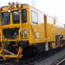 Multipurpose Stoneblower, Harsco Rail