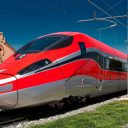 high-speed V300ZEFIRO Trenitalia train