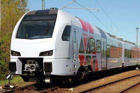 A DB regio train Stadler 429.1 series, image: Stadler Rail AG