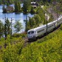 X 2000 train in Sweden, image: SJ / Stefan Nilsson